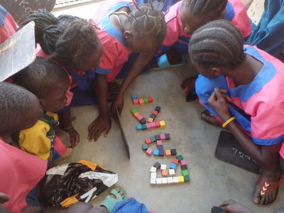 Learning through play in the Central African Republic