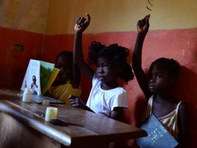 Škola hrou ve Středoafrické republice